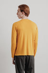 Base Tee | Burst Yellow Merino