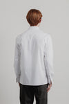 Work Shirt | White Dress Cotton