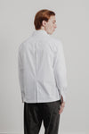 Box Shirt | White Dress Cotton