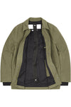 Box Jacket | Olive Dust ripstop