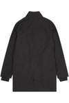 Cover Coat | Carbon Tech Wool