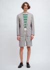 Summer Blazer | Monostretch Stripe