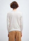Panelled Knitwear | Mixed Merino Knit