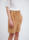 Bi-stretch Gurka Short | Bi-stretch Suede