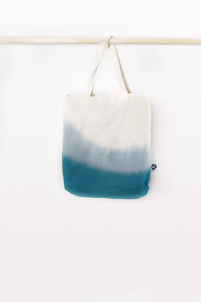 GRADIENT SHOPPER BAG