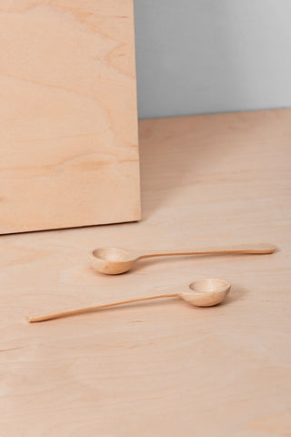 Wooden Spice Spoon - Medium