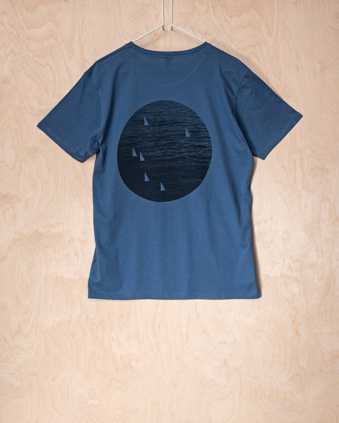 Balaton T-Shirt - Blue