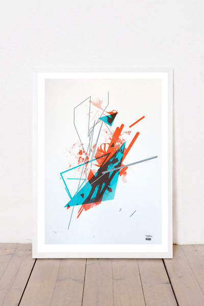 REBUILT FROM NOTHING II. PRINT