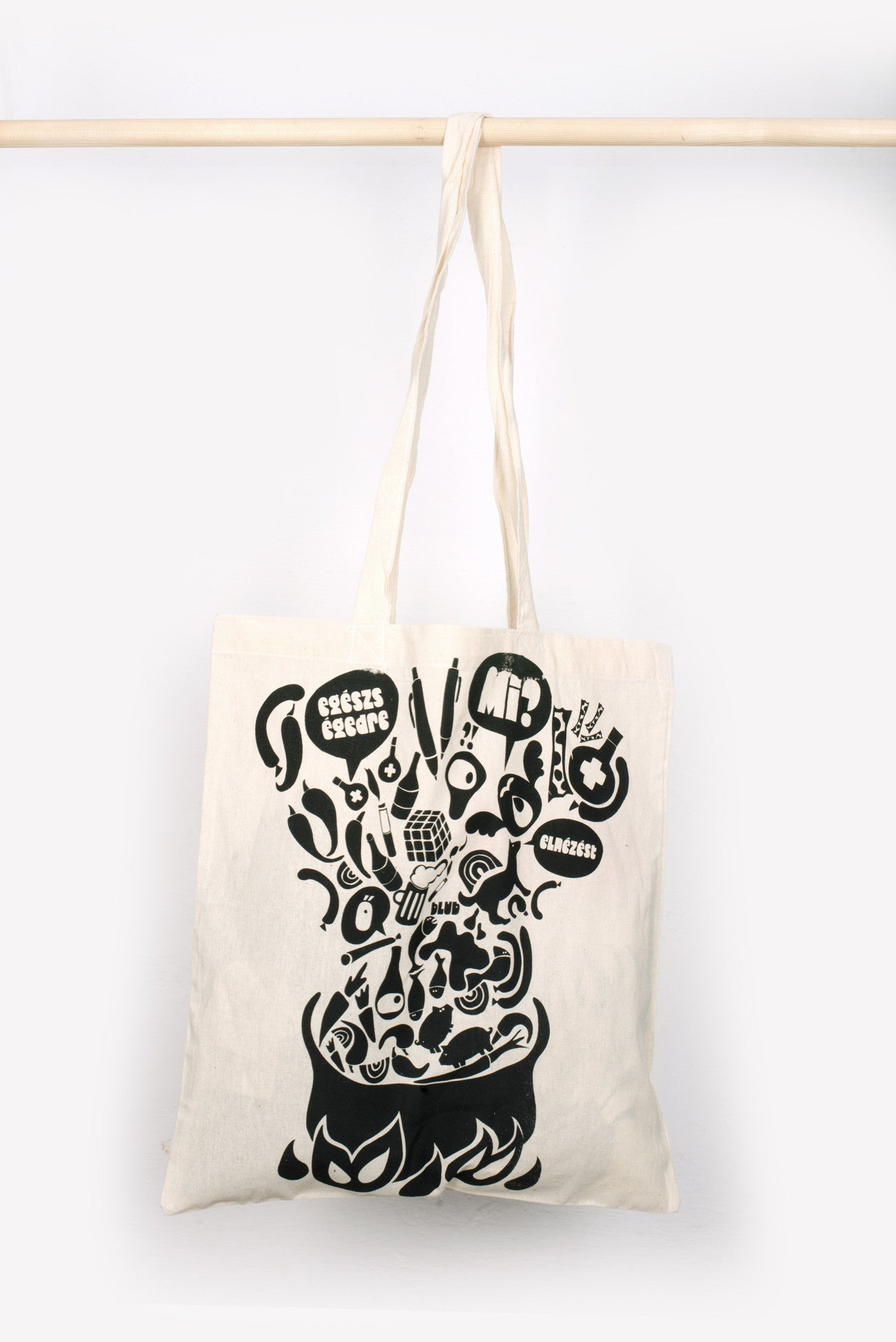 GOULASH TOTE BAG