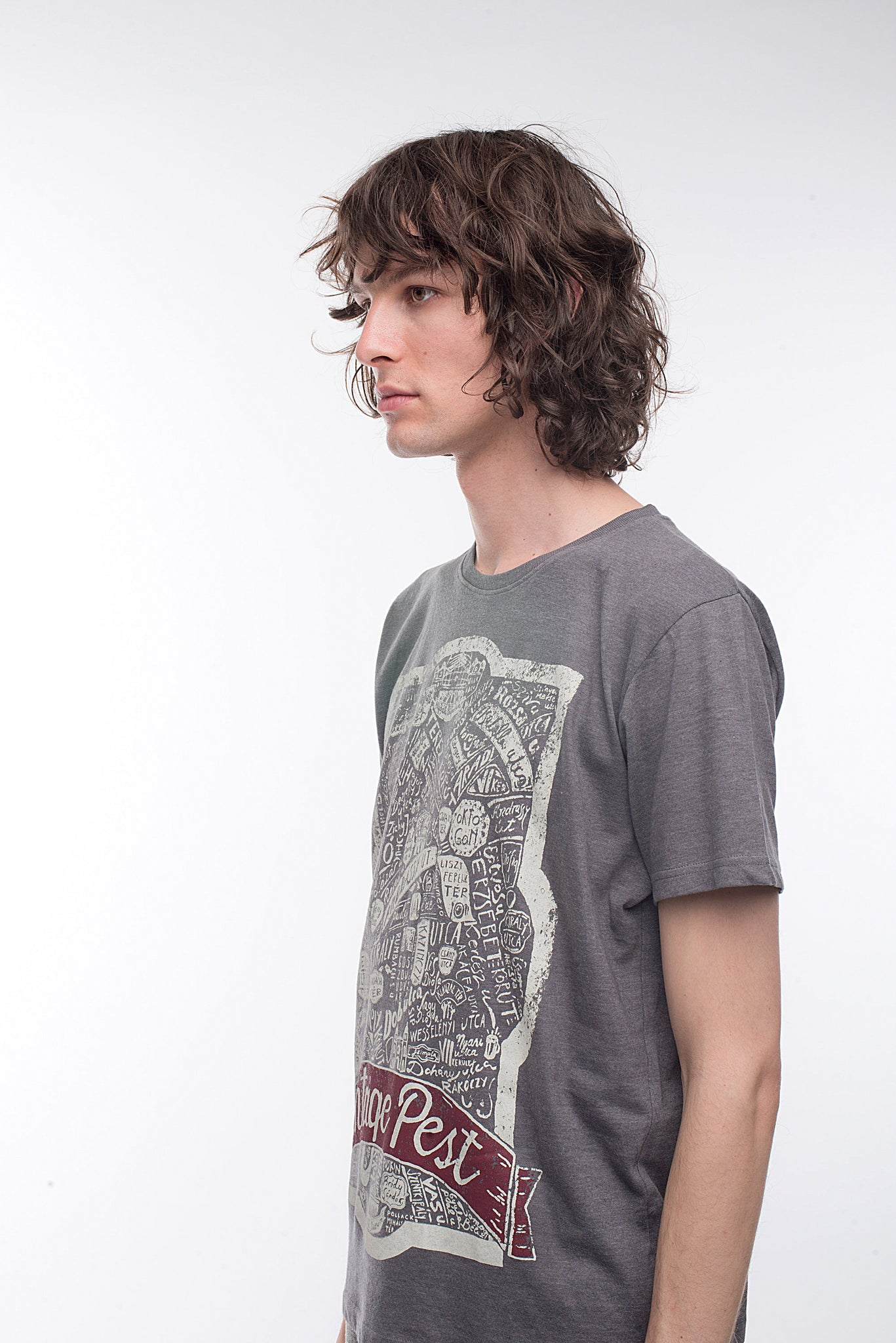 MEN'S VINTAGE PEST T-SHIRT