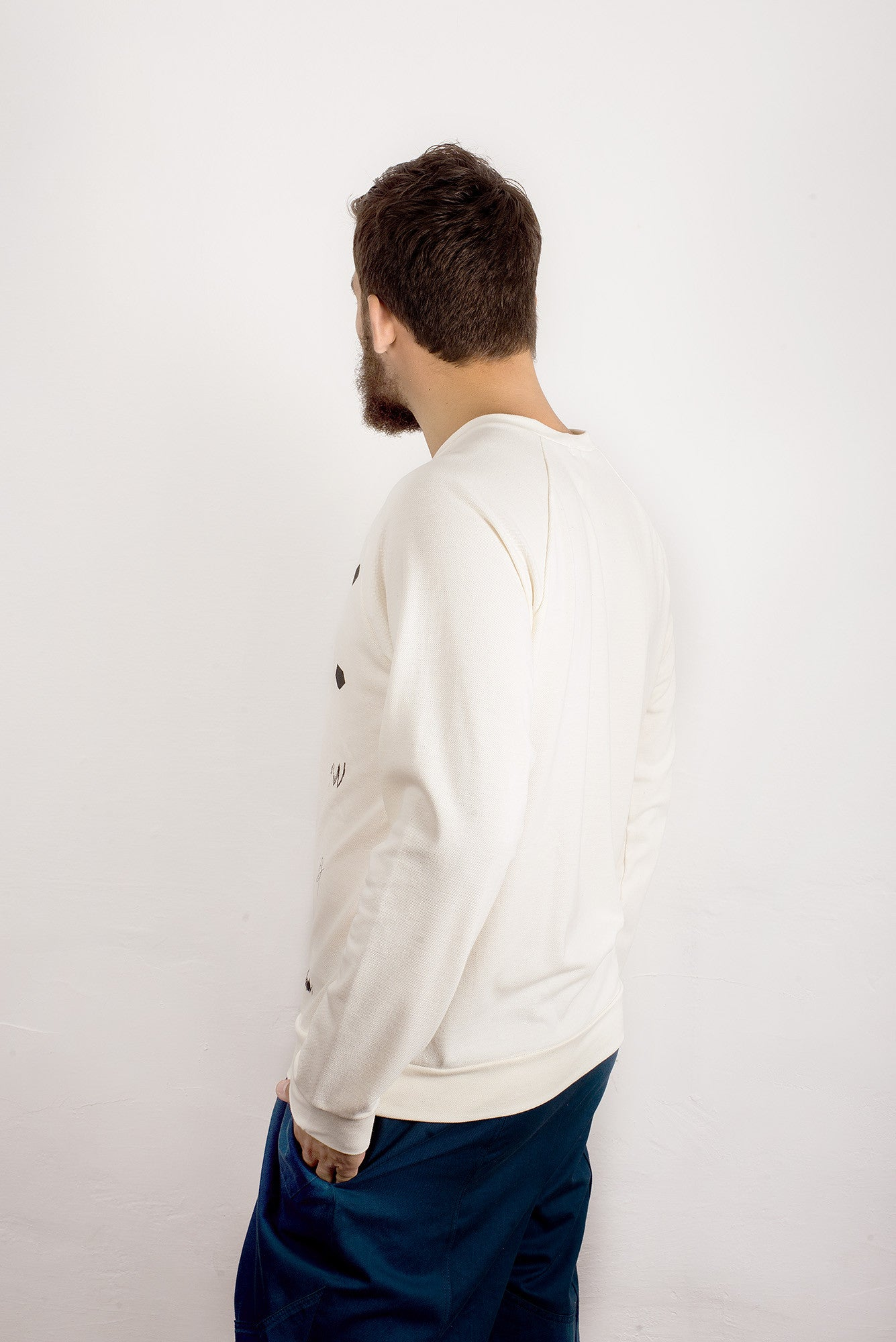 SQUIGGLES LONG SLEEVED T-SHIRT