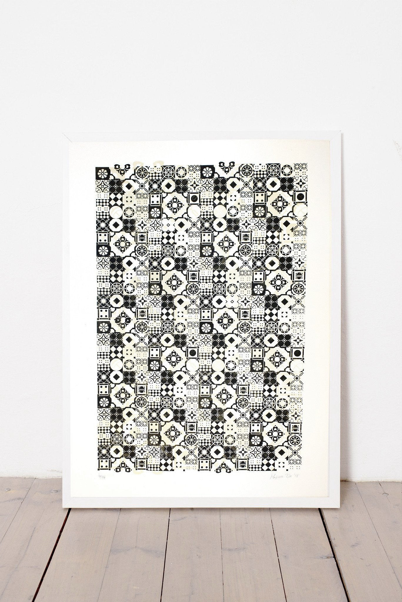 TILES PRINT - CLASSIC STYLE