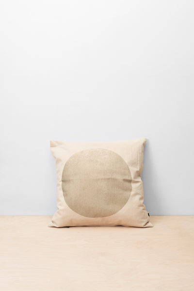 GOLD SPHERE PILLOWCASE