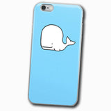 Mr Whale iPhone Case