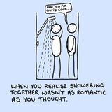 Life in the Shower
