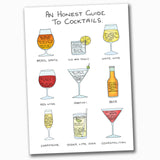 An Honest Guide to Cocktails