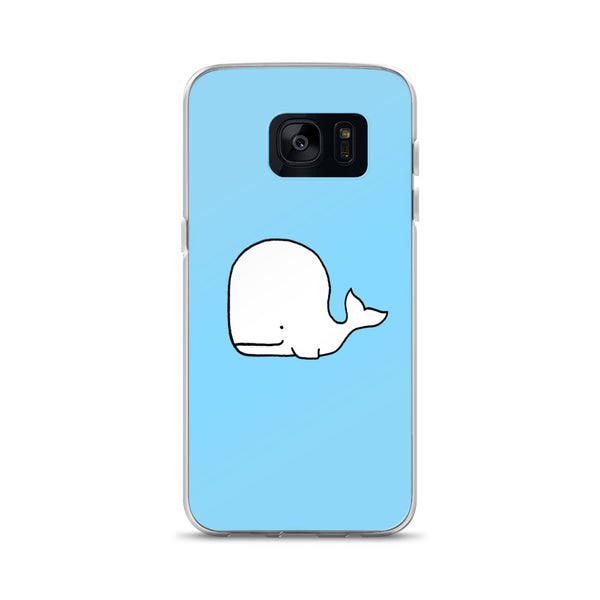 Mr Whale Samsung Case