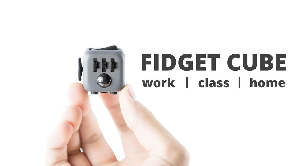 FIDGET CUBE TOY WILL KEEP YOU FOCUSED