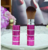 Retractable Soft Face Cheek Powder Foundation Blush Brush Makeup Brushes Cosmetic Tool