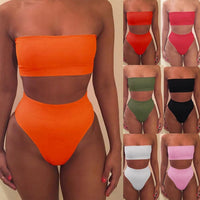 Adventurous Bandage Bikinis - Wear one for sexy