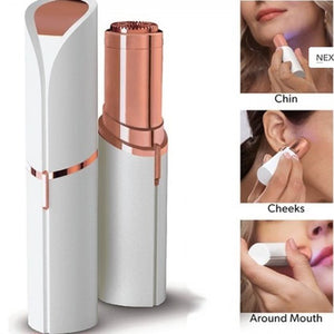 Mini Brows Eyebrow Trimmer Electric Professional Lipstick Epilator Eyebrow Hair Removal Painless Shaver Portable Face Care Hair