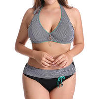 Plus Size Fashion Bikini Set