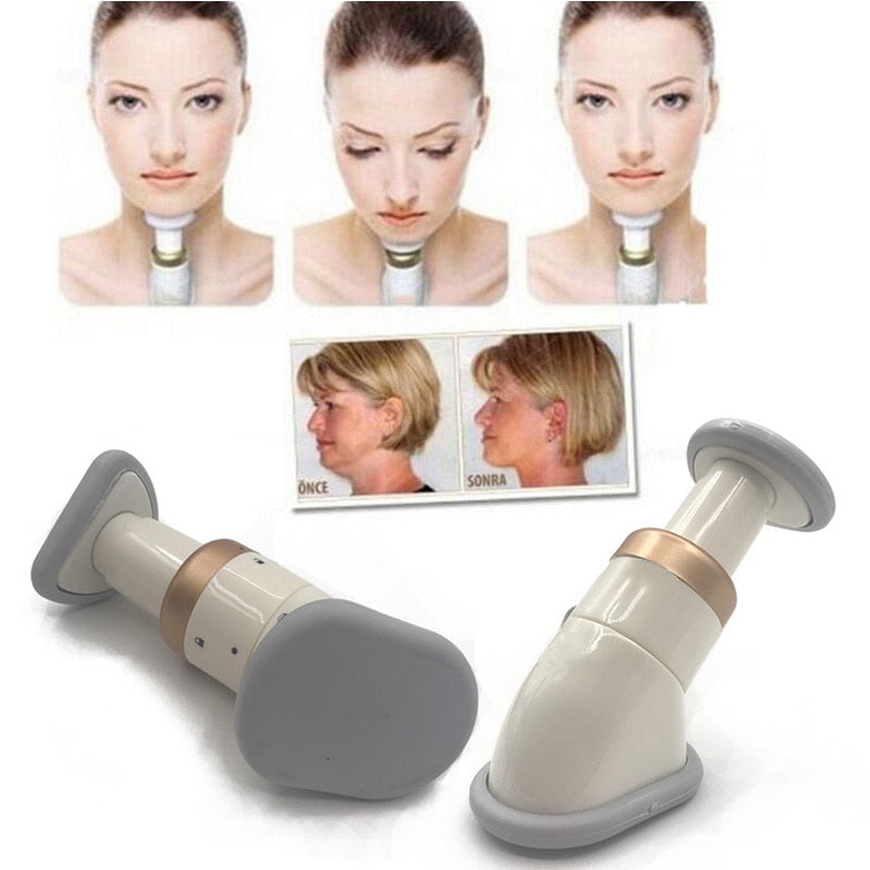 Portable Chin Face Slimming Massager