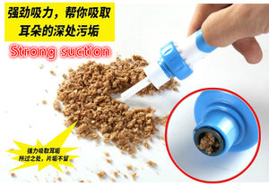 Protable Vacuum Ear Cleaner Machine Electronic Cleaning Ear Wax Removes Earpick Cleaner Prevent Ear pick Clean Tools Ear Care
