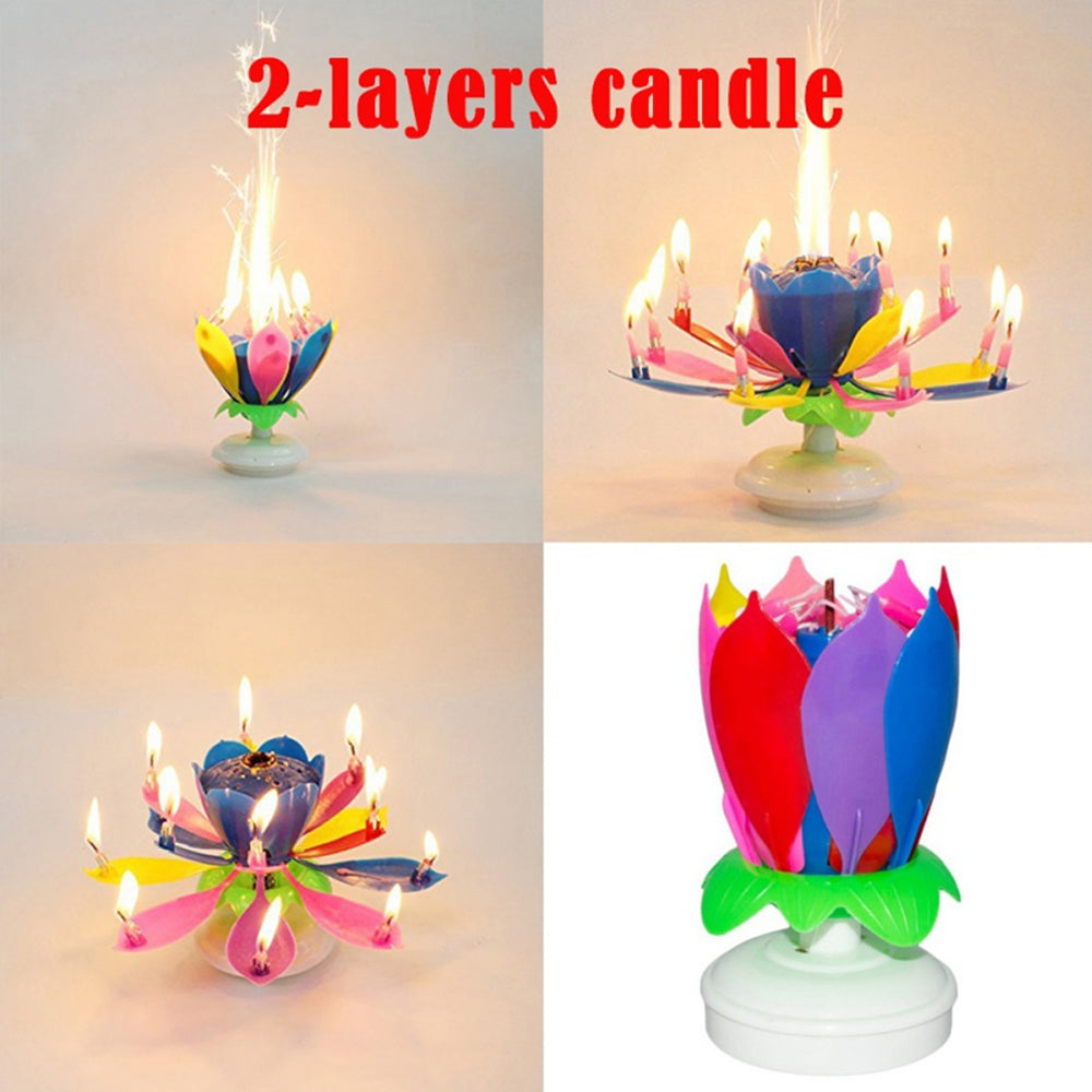 Birthday candle beautiful candles on your birthday cake flower birthday candle beautiful candles on your birthday cake izmirmasajfo Choice Image