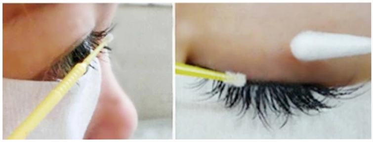 Safe Eyelash Cleaner