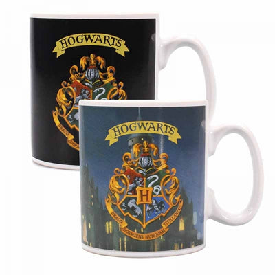 mug thermoréactif hogwarts harry potter