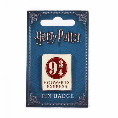 pin's 9 3/4 harry potter