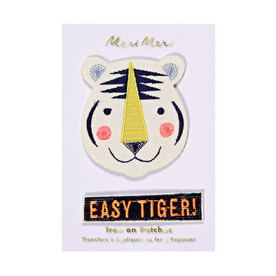 "Patch Thermocollant ""Tigre"""