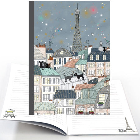carnet original paris tour eiffel