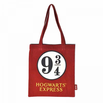 Tote Bag Quai 9 3/4 Harry Potter