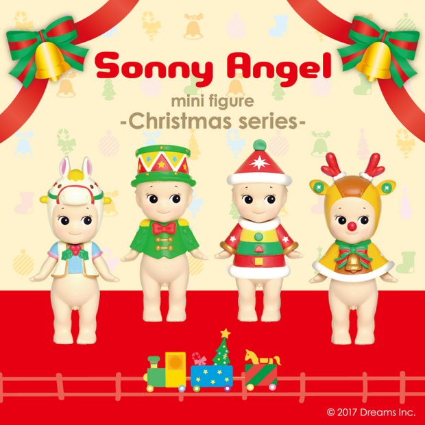 Sonny Angel Noël 2017