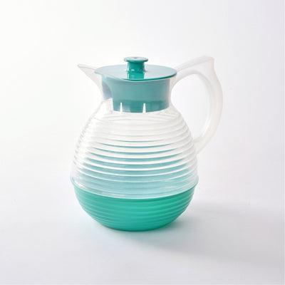 La Carafe Made in France Turquoise