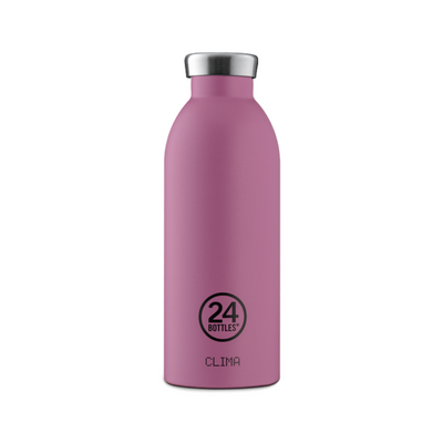 bouteille isotherme mauve 24 bottles