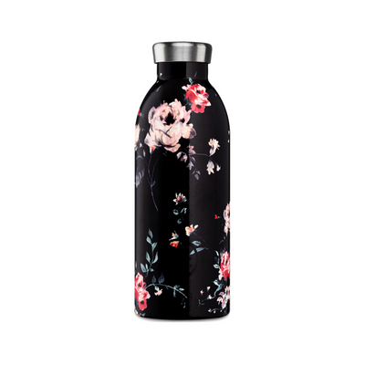 "Bouteille Isotherme Clima Bottle ""Ebony Rose"""