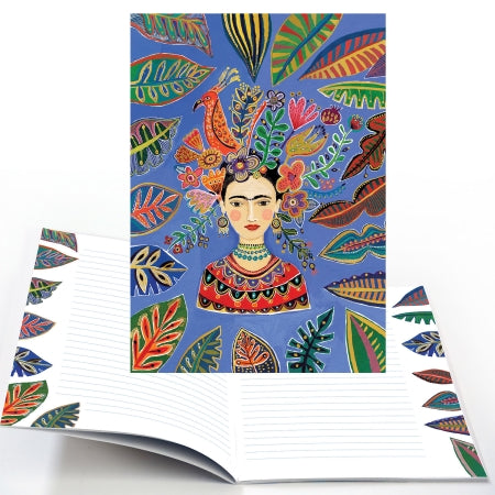 carnet de notes A5 Frida Kahlo