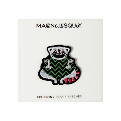 patch thermocollant raton yogiste macon et lesquoy