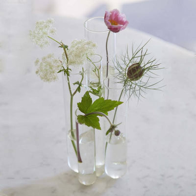 vase tube forget me not pa design