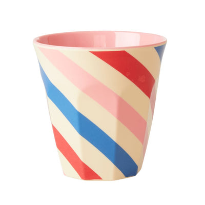 gobelet mélamine rice candy stripes