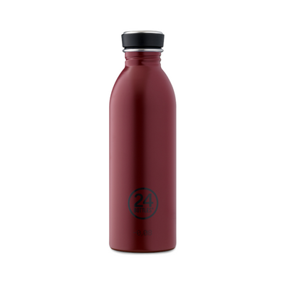 "Gourde Urban Bottle ""Country Red"" - La Boite à Bonheur"
