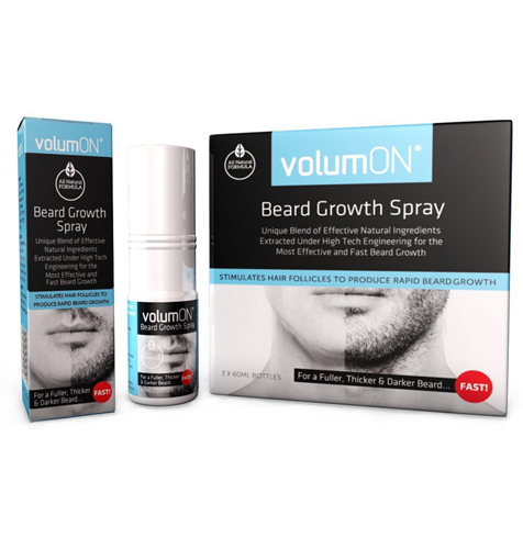 Beard Growth Spray by  Volumon