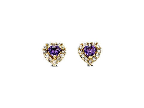 Bella Baby Stone Earrings