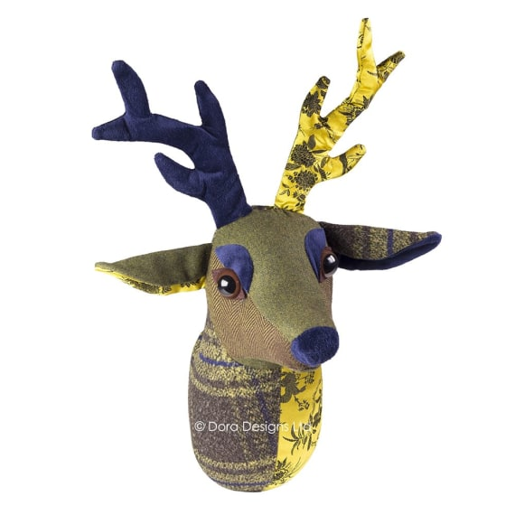 Buxton Stag Trophy Head