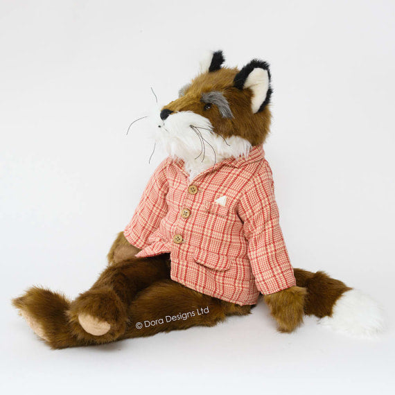 Marcus Fielding Fox Doorstop