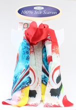 Load image into Gallery viewer, Meab Enamels - Silk Scarf