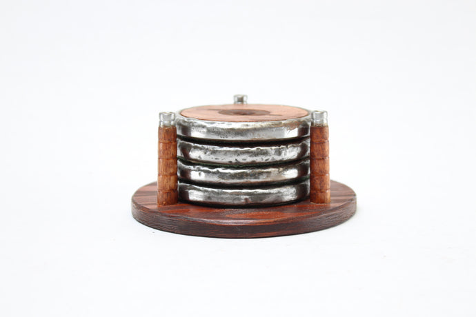 Old Mill Relics - Bobbin Coasters